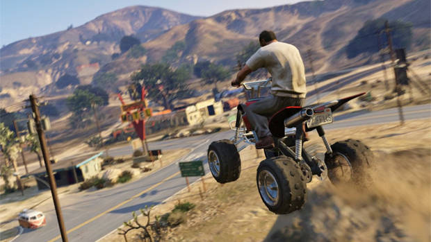 Arquivos de GTA 5 vazaram através da PlayStation Store europeia (Foto: wired.co.uk) (Foto: Arquivos de GTA 5 vazaram através da PlayStation Store europeia (Foto: wired.co.uk))