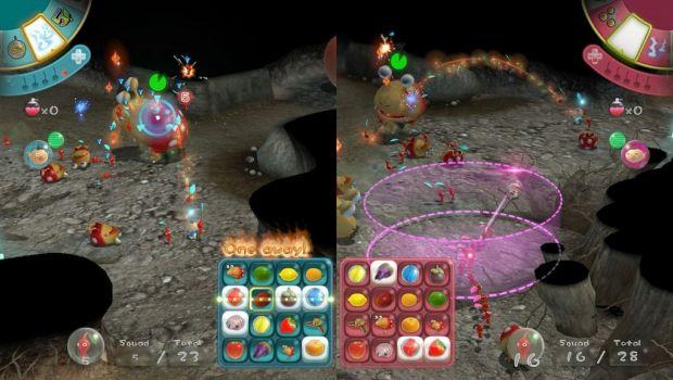 Multiplayer local também é uma das atrações de Pikmin 3 (Foto: Reprodução)