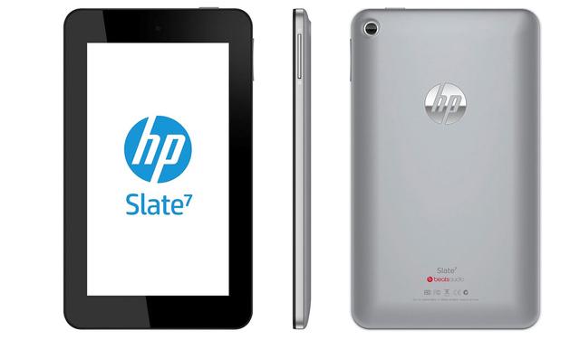 HP Slate tem design arrojado, áudio Beats e preço bem baixo (Foto: Divulgação)