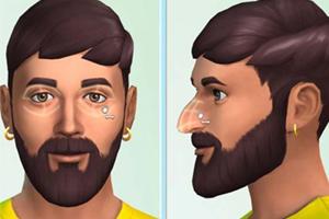 Personalize seu Sim até os mínimos detalhes em The Sims 4 (Foto: ladymoiraine.com)
