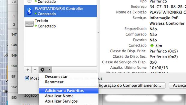 Tutorial: Como usar o Dualshock 3 no Mac (Foto: Reprodução/Murilo Molina)