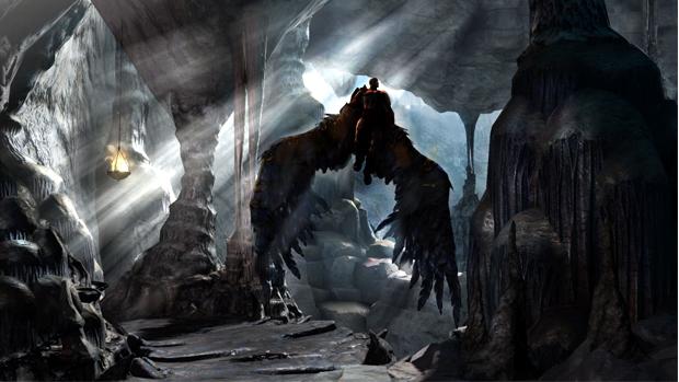 As asas de Kratos seriam bem utilizadas pelos personagens de ABdA. (Foto: Divulgação)