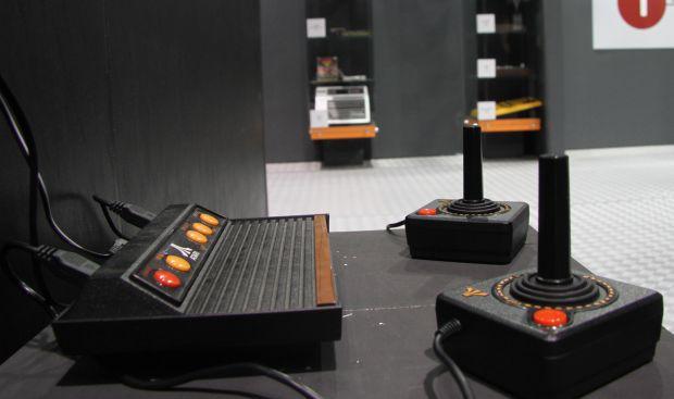 Evento traz o console Atari para os gamers nostálgicos (Foto: Divulgação/BGS) (Foto: Evento traz o console Atari para os gamers nostálgicos (Foto: Divulgação/BGS))