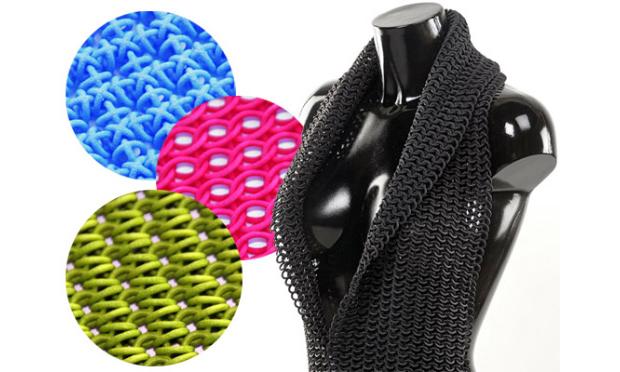 Já é possível criar peças de roupa inteiras usando software que escaneia corpo (Foto: Reprodução / Ecoterre)