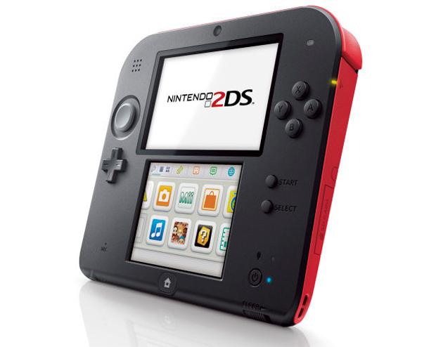 Nintendo 2DS traz novo design e perde efeito 3D sem óculos (Foto: IGN)