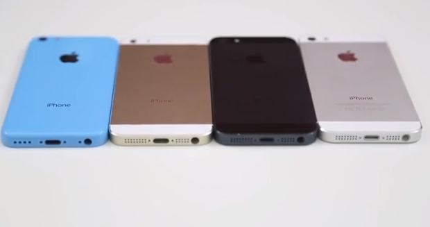Novos iPhones têm dimensões parecidas com o atual (Foto: Reprodução/YouTube)