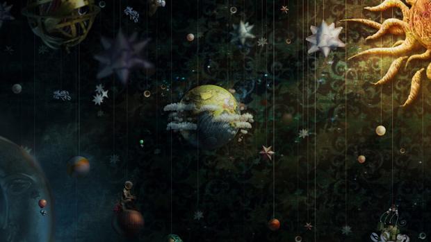 O príncipe poderia facilmente viajar pelos mundos de Little Big Planet. (Foto: Divulgação)