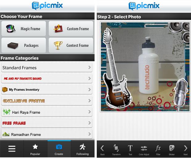 picmix bb (Foto: Reprodução/Barbara Mannara)