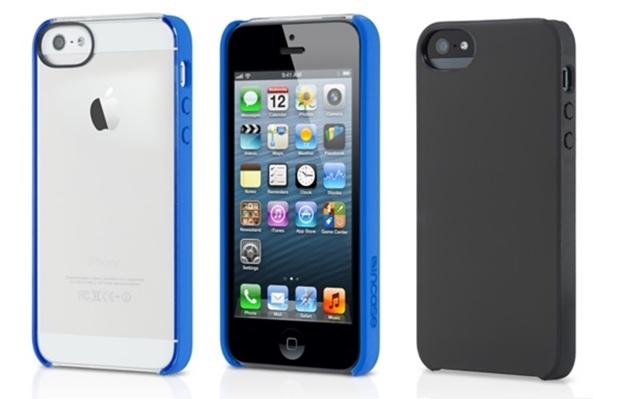 Capas Incase Pro, nas cores azul e chumbo (Foto: Divulgação/Apple)