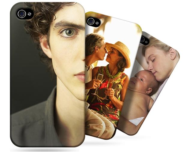 Capas com fotos pessoais para iPhone5 (Foto: Divulgação/CapaManíacos)