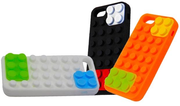 Capas para iPhone 5 Ismart Blocos (Foto: Divulgação/Americanas.com)