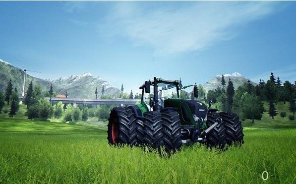 Agricultural Simulator (Foto: Divulgação)