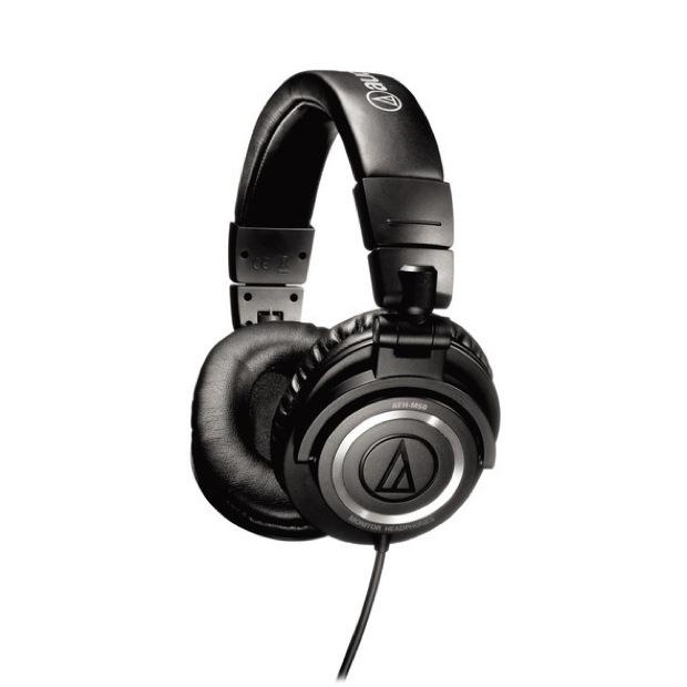 Audio-Technica ATH-M50 (Foto: Divulgação)