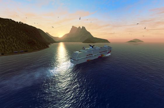 Ship Simulator Extremes (Foto: Divulgação)