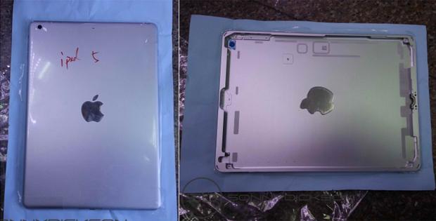 iPad 5 terá mesmo design do iPad mini (Foto: Reprodução/Sonny Dickson)