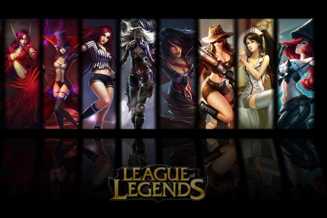Personagens femininas de League of Legends são banidas de torneio no Irã (Foto: 2p.com)