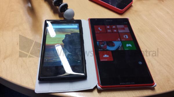 Foblet Lumia está próximo de chegar ao mercado (Foto: Reprodução WPCentral)