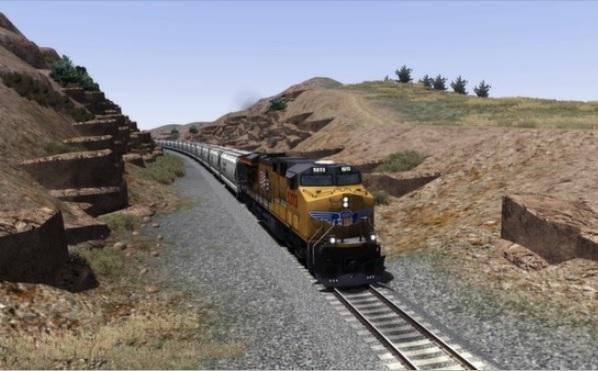Train Simulator 2013 (Foto: Divulgação)