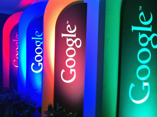 Google (Foto: jonrussell/ Creative Commons)