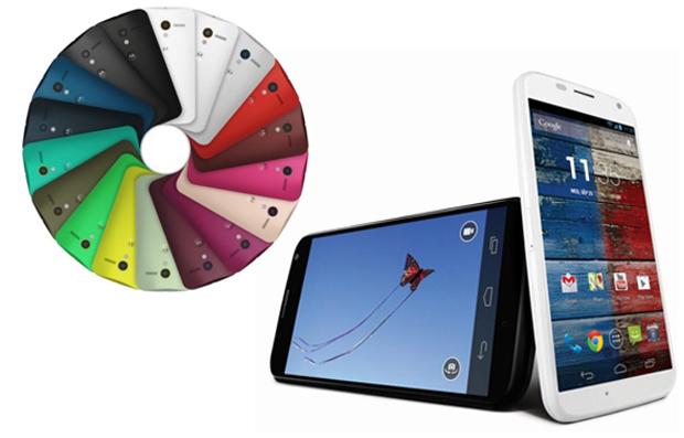 Moto X chega com inovações no design, sistema operacional e na personalização (Foto: Divulgação)