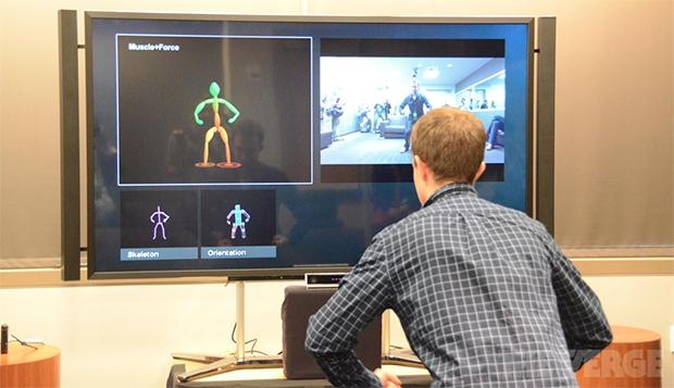 Uso alternativo para o Kinect (Foto: Reprodução)