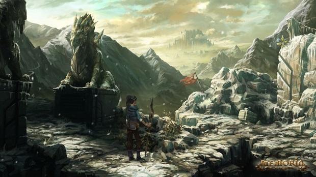 Memoria é o segundo jogo localizado no mundo de Aventuria (Foto: Divulgação) (Foto: Memoria é o segundo jogo localizado no mundo de Aventuria (Foto: Divulgação))