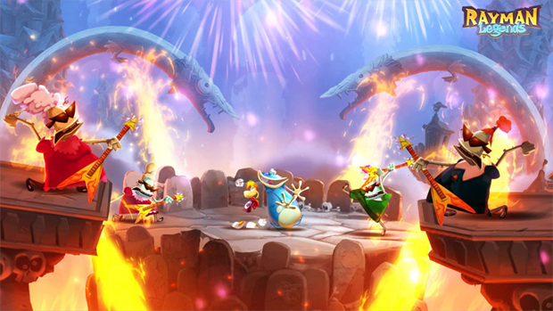 Diablo 3 nos consoles , Rayman Legends e Castle of Illusion Rayman-legends-xbox-360-playstation-3-wii-u