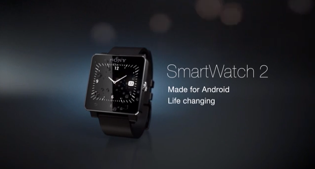 Sony SmartWatch 2 (Foto: Divulgação)