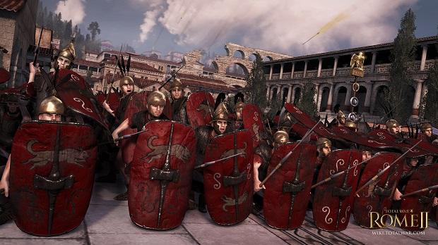 Total War: Rome 2 (Foto: Divulgação)