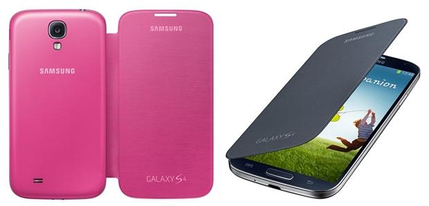 Flip Cover Galaxy S4, da Samsung (Foto: Divulgação/Samsung)
