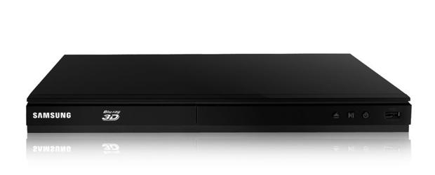 Blu-ray Player Samsung 3D (Foto: Reprodução)