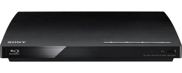 Blu-ray Player Sony (Foto: Reprodução)