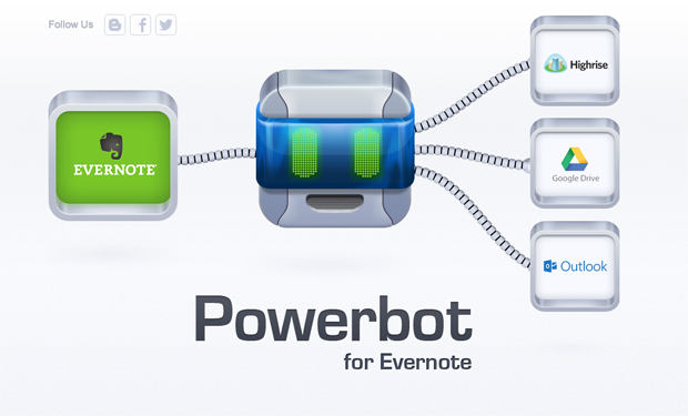 Powerbot for Evernote (Foto: Reprodução/Marvin Costa)