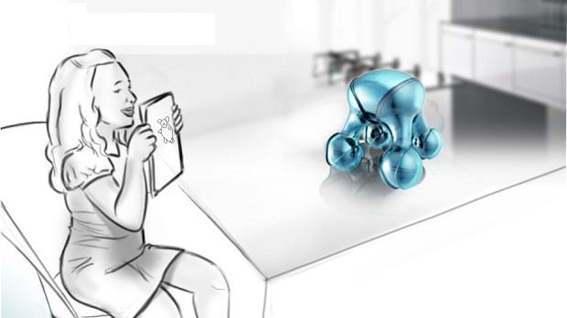 Impressora de alimentos 3D foi desenvolvida por brasileira (Foto: Reprodução/ electroluxdesignlab)