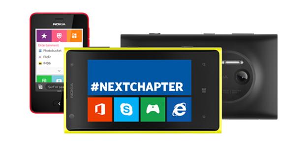 Venda para Microsoft representa um novo capítulo na história da Nokia, segundo as empresas (Foto: Divulgação)