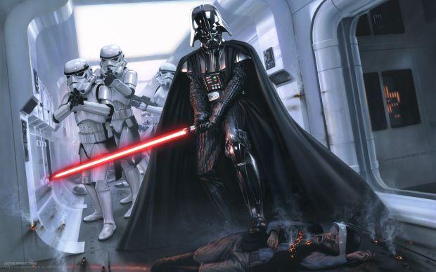 Darth Vader inspirou o professor gamer (Foto: Divulgação/StarWars.com)