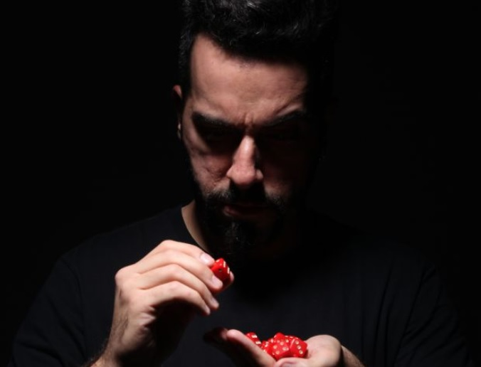Vince Vader é designer de games e usa sua experiência para dar aulas (Foto: Divulgação)