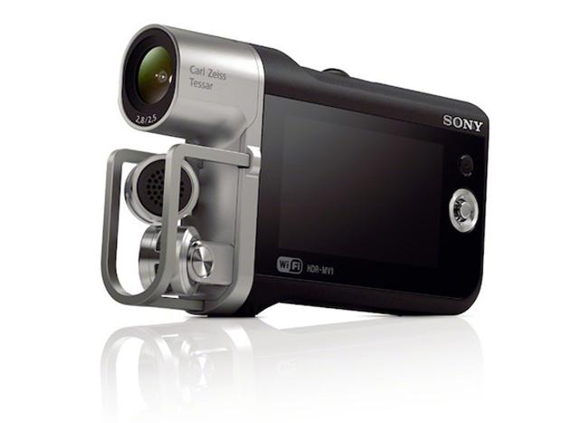 Sony HDR-MV1  (Foto: Divulgação)