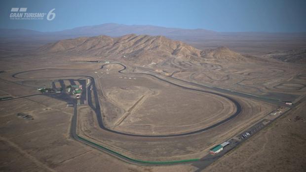 Pistas de Gran Turismo 6 poderão ser maiores do que cidades (Foto: GTPlanet)