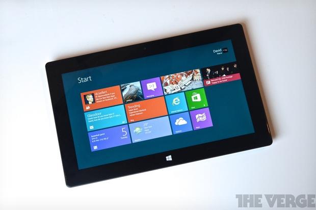 Novo Surface deve ser lançado ainda neste ano (Foto: Reprodução/The Verge)