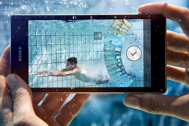 Xperia Z1: com tela de 5.1 FullHD, versão brasileira é à prova d'água e será compatível com TV digital (Foto: Divulgação)