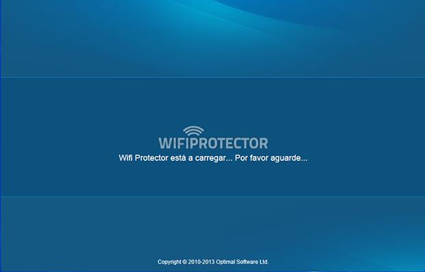 Abra o Wifi Protector (Foto: Reprodução / Paulo Alves)