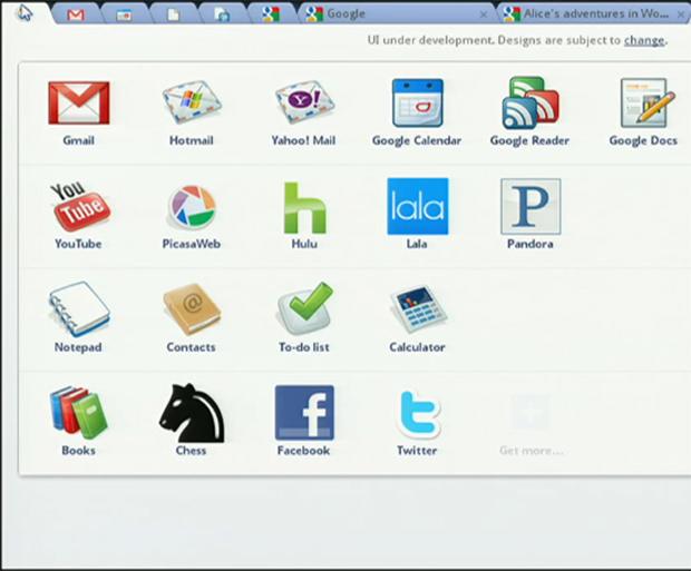 Aplicativos do Chrome OS (Foto: Reprodução/João Paulo Carrara)