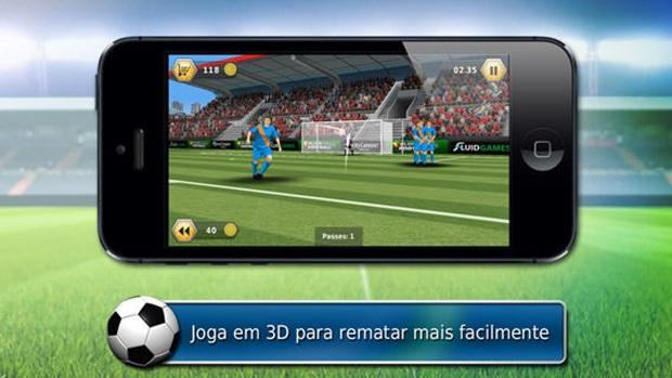 Fluid Football Versus apresenta uma maneira diferente de encarar os jogos de futebol (Foto: Divulgação)