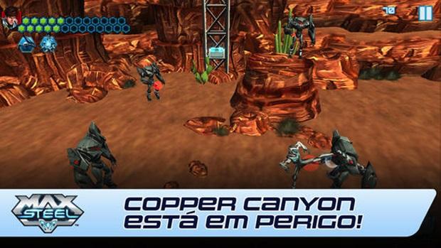 """Max Steel agora no seu iOS em """"modo Turbo!"""" (Foto: Divulgação)"""