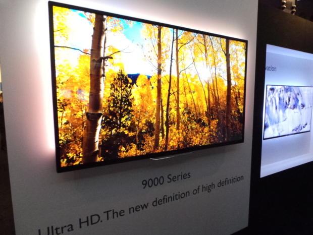 TV já está à venda no Reino Unido e Rússia e chega ao Brasil em 2014 (Foto: Reprodução/CNET)
