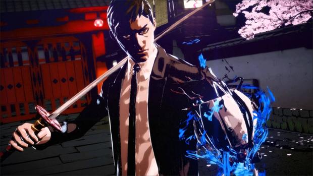 Mondo Zappa é um dos assassinos mais eficientes que Suda já criou (Foto: youube.com)