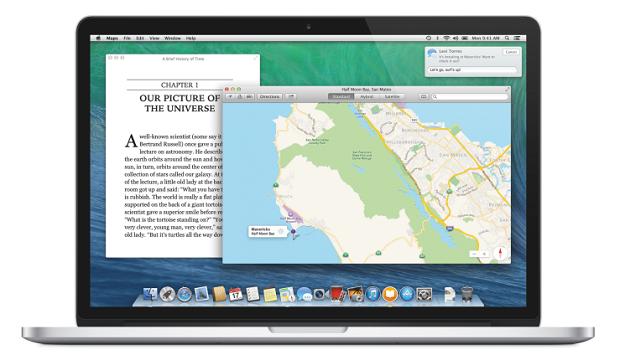Mac OS Mavericks será lançado em outubro (Foto: Reprodução/9To5Mac)