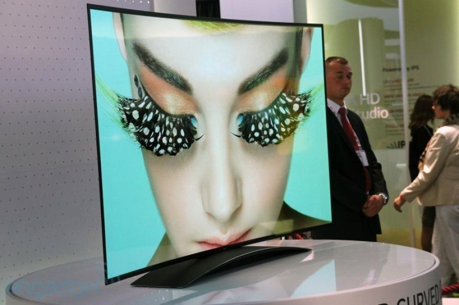 UHDTV OLED 4K impressiona com imagens em ultra definição (Foto: Reprodução/Engadget)