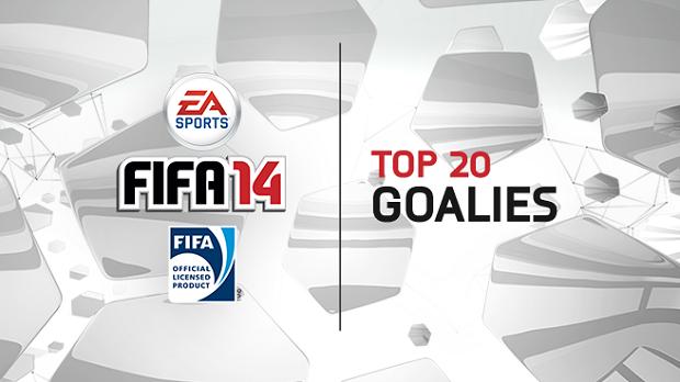 EA anunciou os melhores goleiros do próximo Fifa (Foto: Divulgação) (Foto: EA anunciou os melhores goleiros do próximo Fifa (Foto: Divulgação))